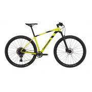Bicicleta Cannondale F-Si Carbon 5 na cor amarelo (modelo 2020)