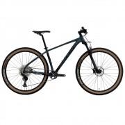 Bicicleta Groove Riff 70 Shimano 12v na cor verde fosco com preto (modelo 2021)