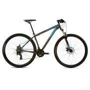 Bicicleta Groove Zouk 21 Velocidades na cor grafite/Preto/Azul