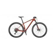 Bicicleta Scott Scale 940 Carbon na cor vermelho