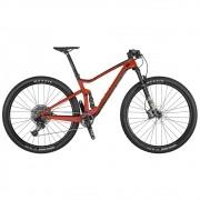 Bicicleta Scott Spark RC900 Comp na cor vermelho (lançamento 2021)