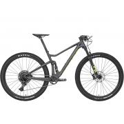 Bicicleta Scott Spark RC900 Comp na cor cinza escuro (lançamento 2021)