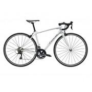 Bicicleta Trek Domane AL 3 na cor branco