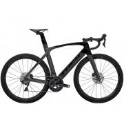 Bicicleta Trek Madone SL6 Disco na cor Lithium Grey/Trek Black