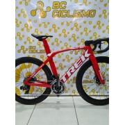 Bicicleta Trek Madone SLR 9 Sram Red AXS - Tamanho 54 (Produto usado)
