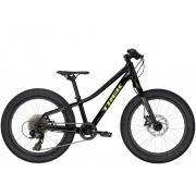 "Bicicleta Trek Roscoe 20"" na cor preto e verde"