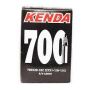 Câmara de ar Kenda 700x18/23c com válvula de 60mm