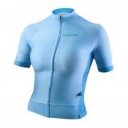 Camisa Evoe feminina na cor Azul