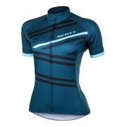 Camisa Scott Endurance 30 2020 Feminina na cor azul