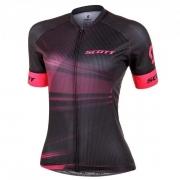 Camisa Scott RC Pro 2020 Feminina na cor chumbo e Pink