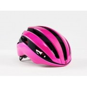 Capacete Bontrager Circuit MIPS na cor rosa