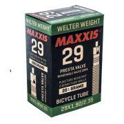 Câmara de ar Maxxis Welter Weight 29x1.90/2,35c com válvula de 48mm