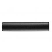 Manopla de silicone XR Bontrager na cor preto