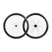 Rodas Session C60 Carbon Clincher (freio no aro)