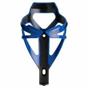 Suporte de caramanhola Tacx Deva na cor azul escuro e preto