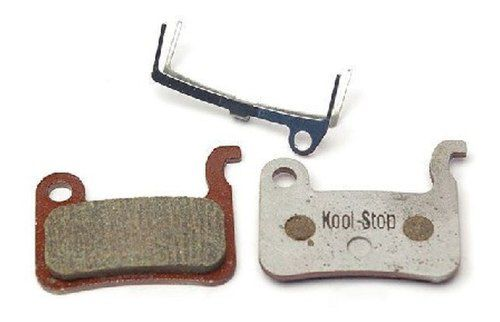 Pastilha De Freio Kool-stop Shimano Xtr 965 Alumínio/resina