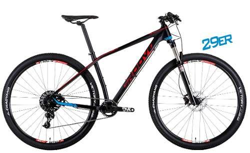 Bicicleta Groove Rhythm 50 Carbon De 11 V (última peça)