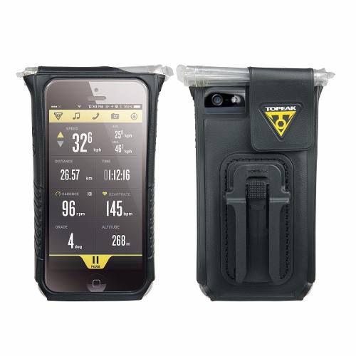 Capa Smartphone Drybag Topeak Para iPhone 5 E 5s(preto)