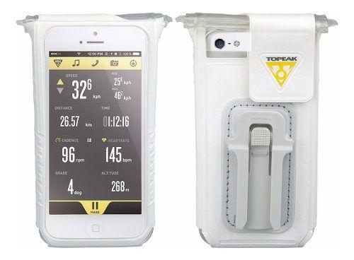 Capa Smartphone Drybag Topeak Para iPhone 5 E 5s(branco)
