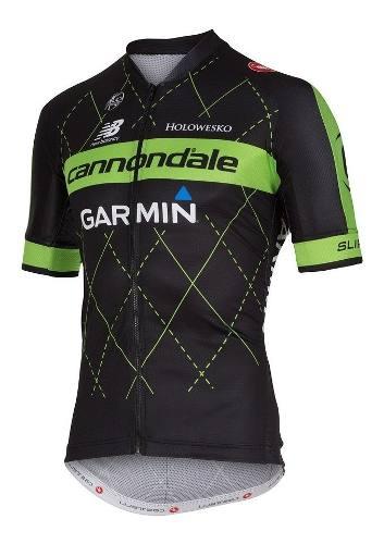Camisa Castelli Cannondale Team 2.0