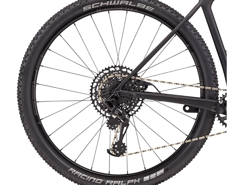 Bicicleta Cannondale F-Si Carbon 3 na cor preto