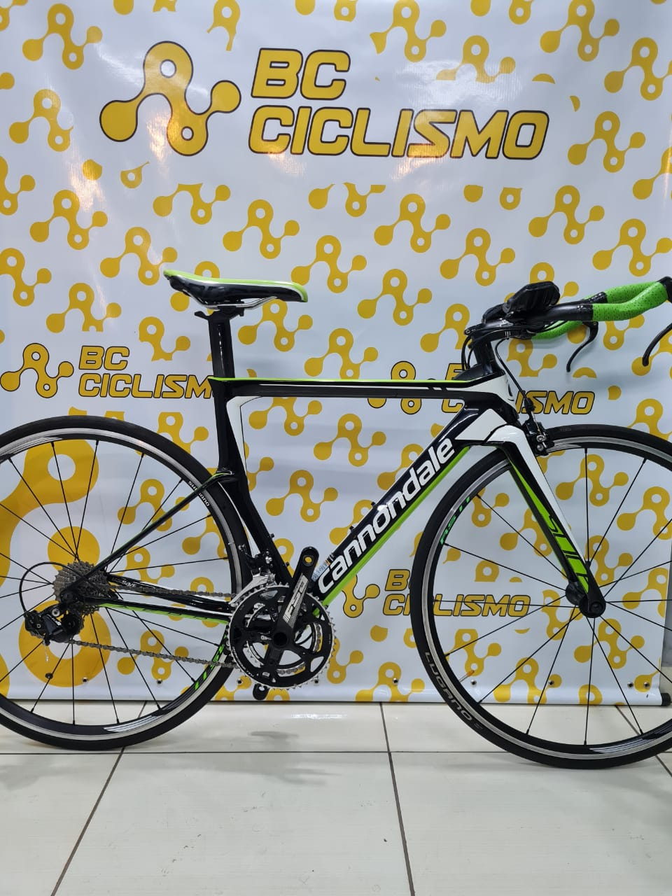 Bicicleta Cannondale Slice 105 -  tamanho 51 (produto usado)