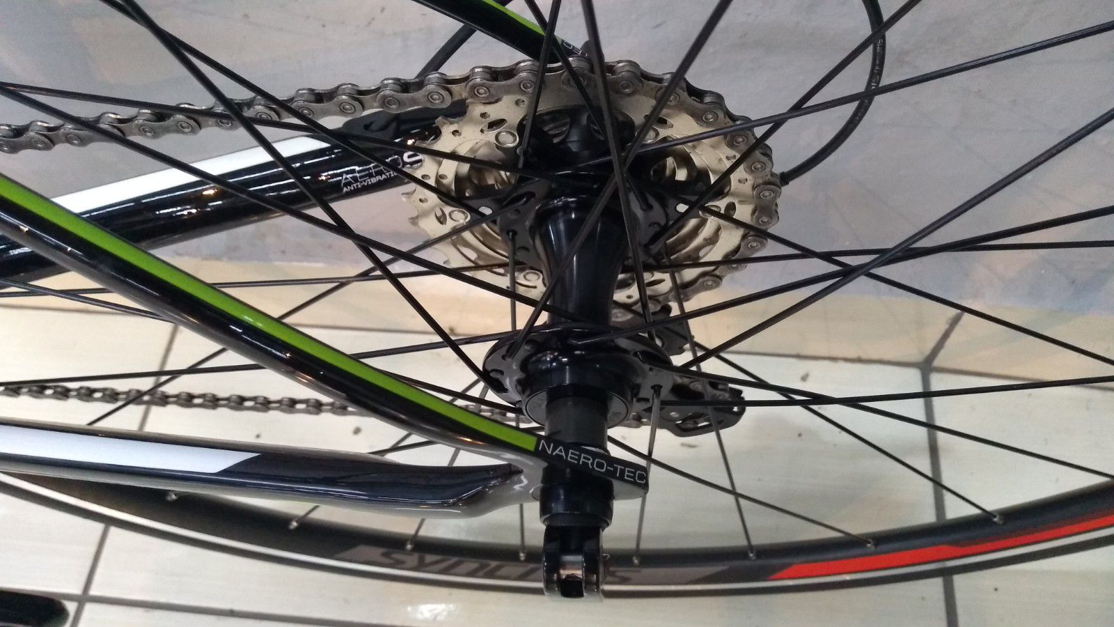 Bicicleta Cannondale Slice 105 -  tamanho 54 (produto usado)