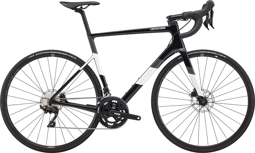 Bicicleta Cannondale SuperSix EVO Disc 105 (modelo 2021)