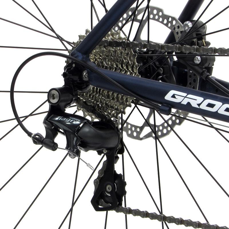 Bicicleta Groove Overdrive 70 Tiagra Disco