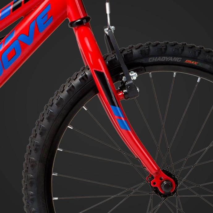 "Bicicleta Groove Ragga aro 20"""