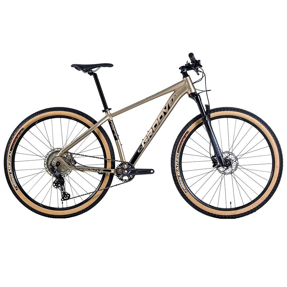 Bicicleta Groove Riff 70 Shimano 12v (modelo 2021)