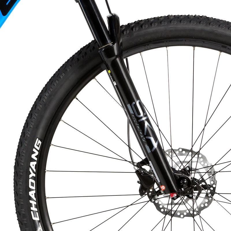 Bicicleta Groove Ska 70.1 Sram 12v na cor Azul e preto