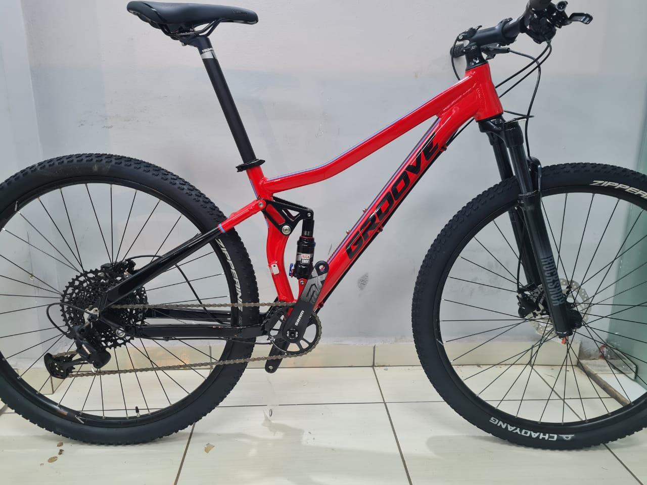 Bicicleta Groove SLAP 50 Sram 12v