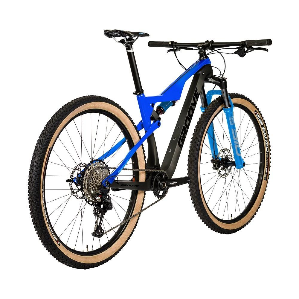 Bicicleta Groove Slap Carbon 9