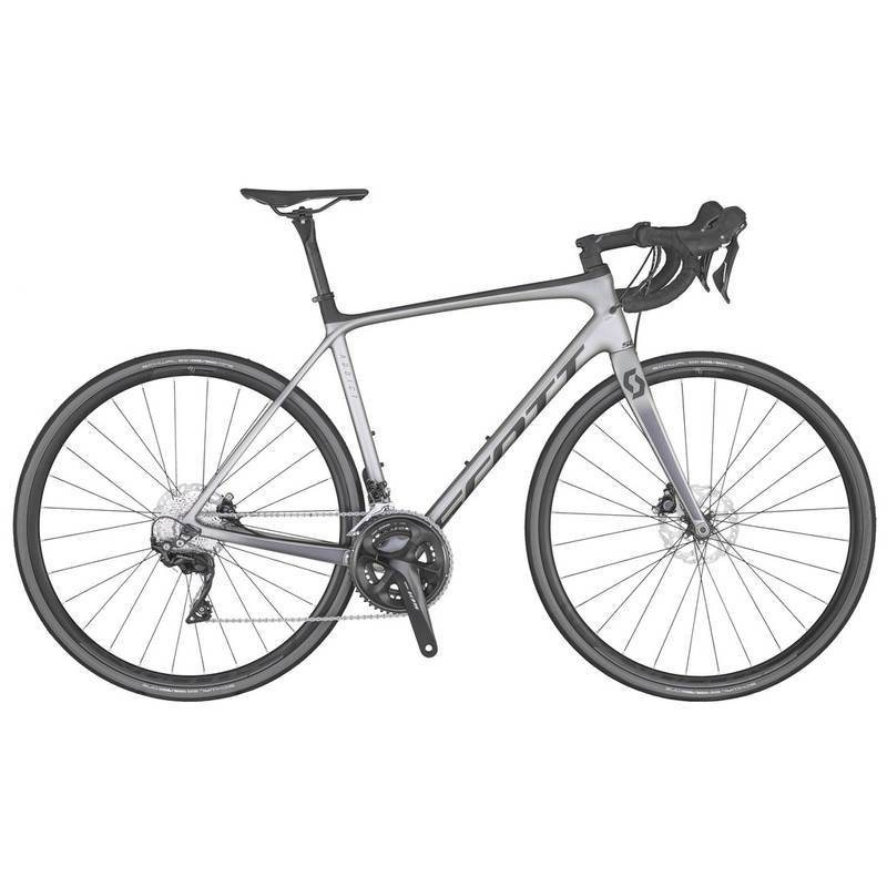 Bicicleta Scott Addict 20 Disc Carbon (modelo 2020)