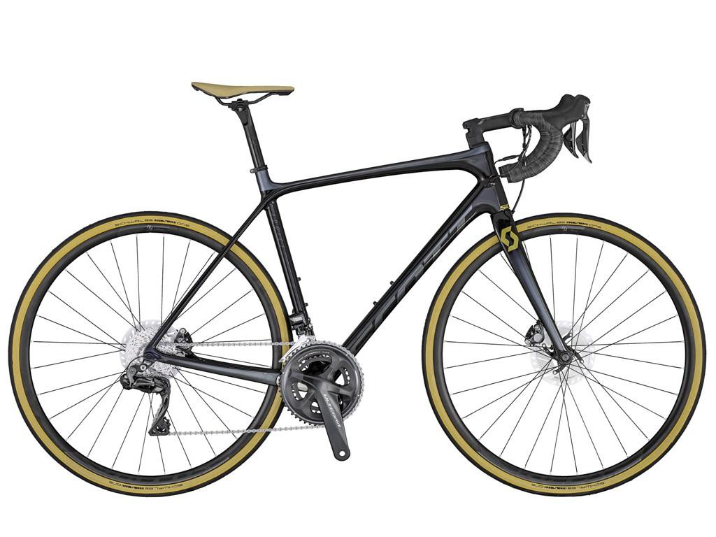 Bicicleta Scott Addict SE Disc Ultegra Di2 2020