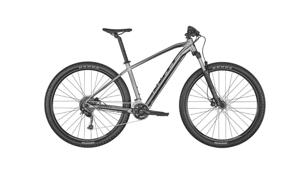 Bicicleta Scott Aspect 950 na cor Cinza