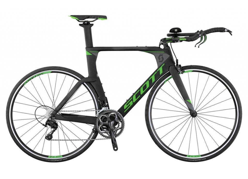 Bicicleta Scott Plasma 20