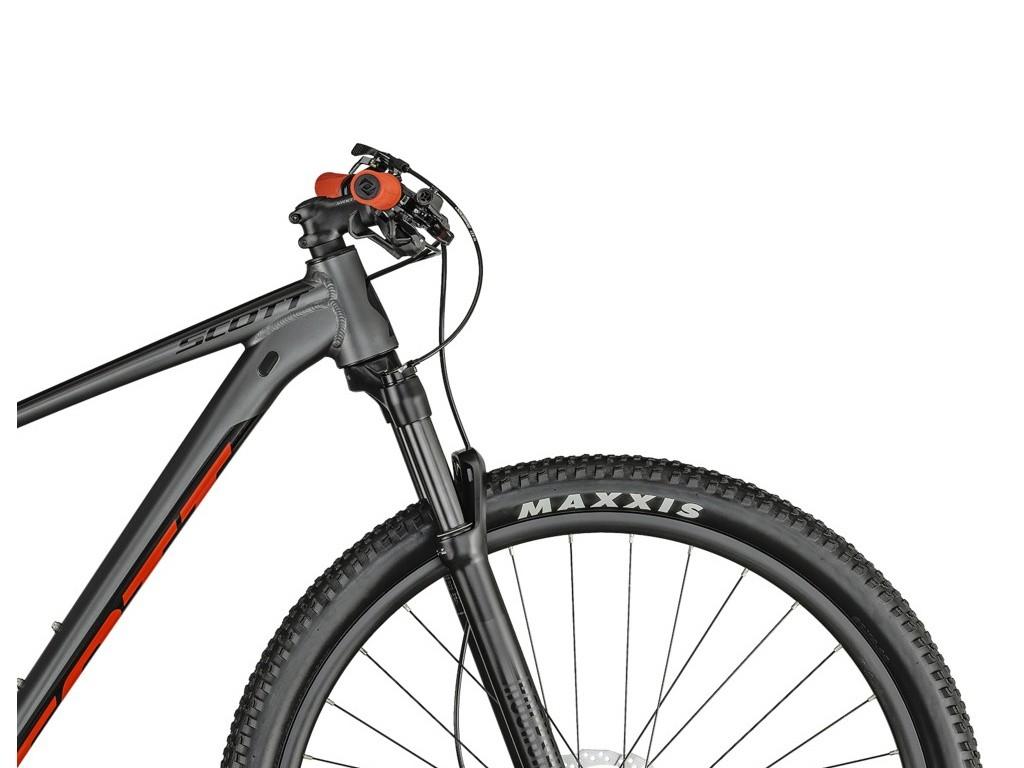 Bicicleta Scott Scale 970 na cor Cinza escuro (modelo 2021)