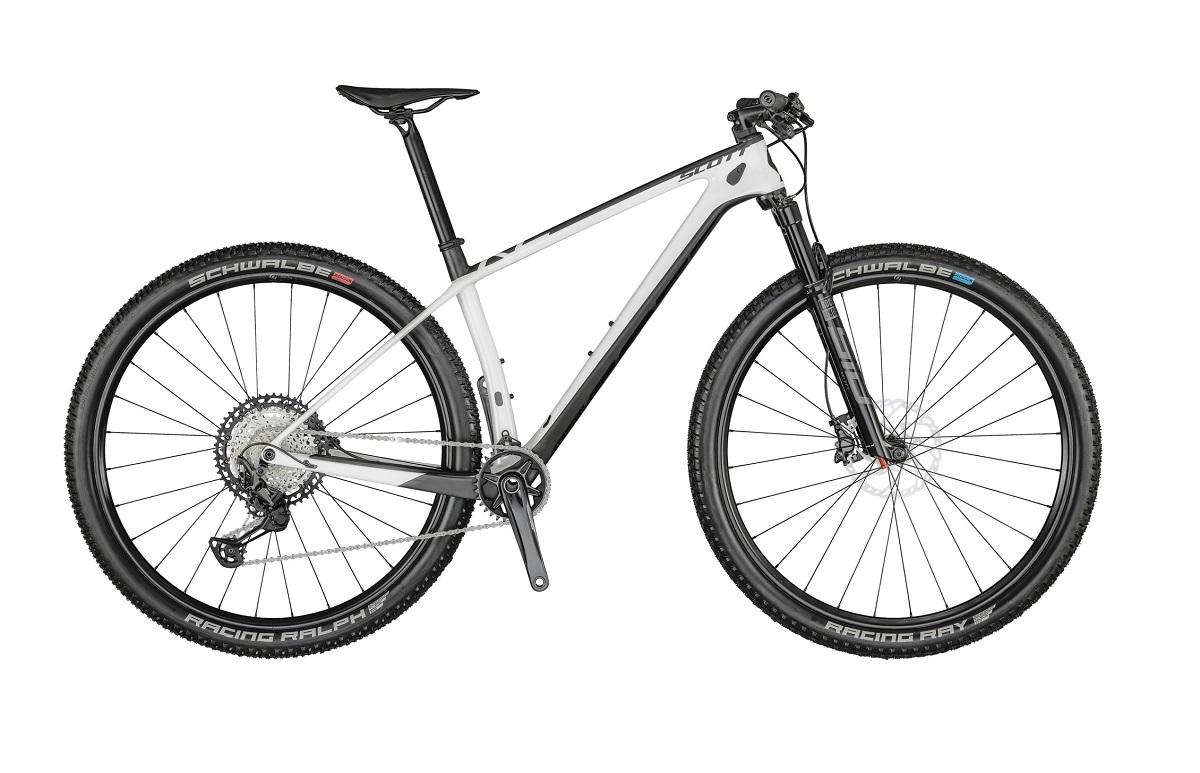 Bicicleta Scott Scale RC 900 team Carbon (modelo 2021)