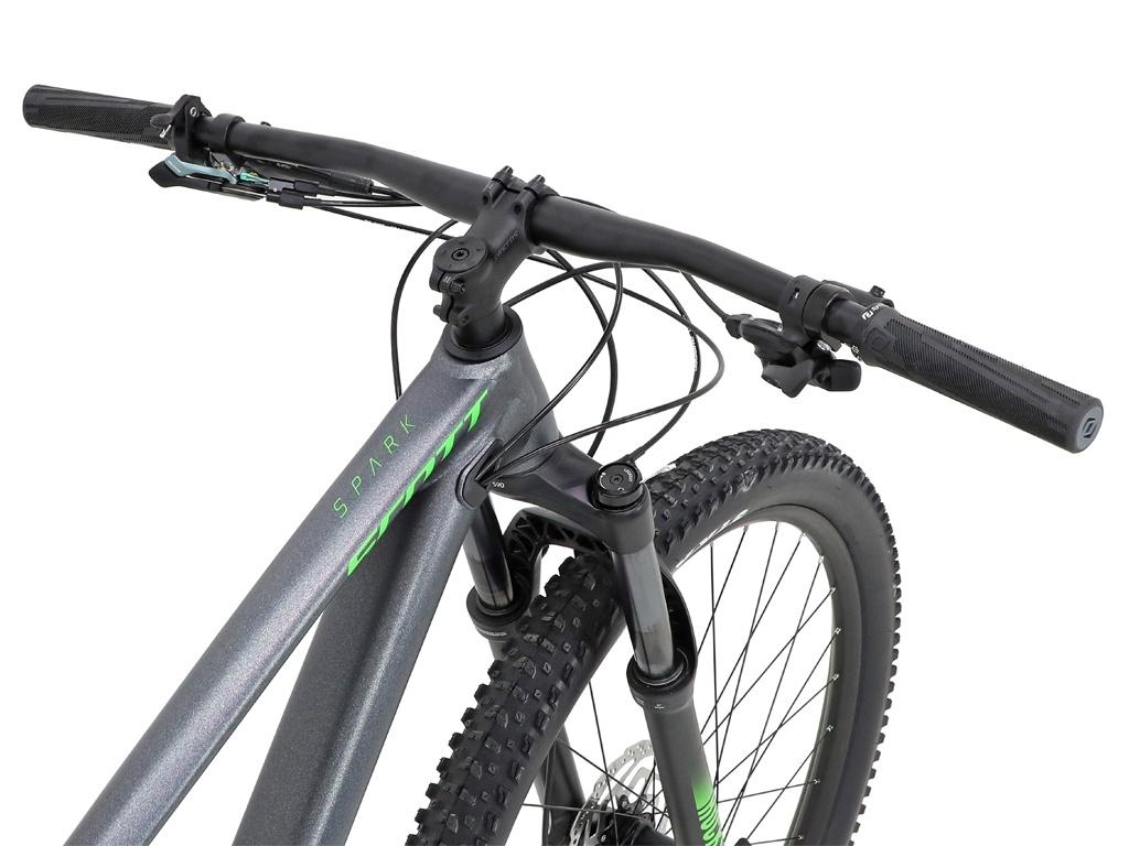 Bicicleta Scott Spark 970 na cor Preto