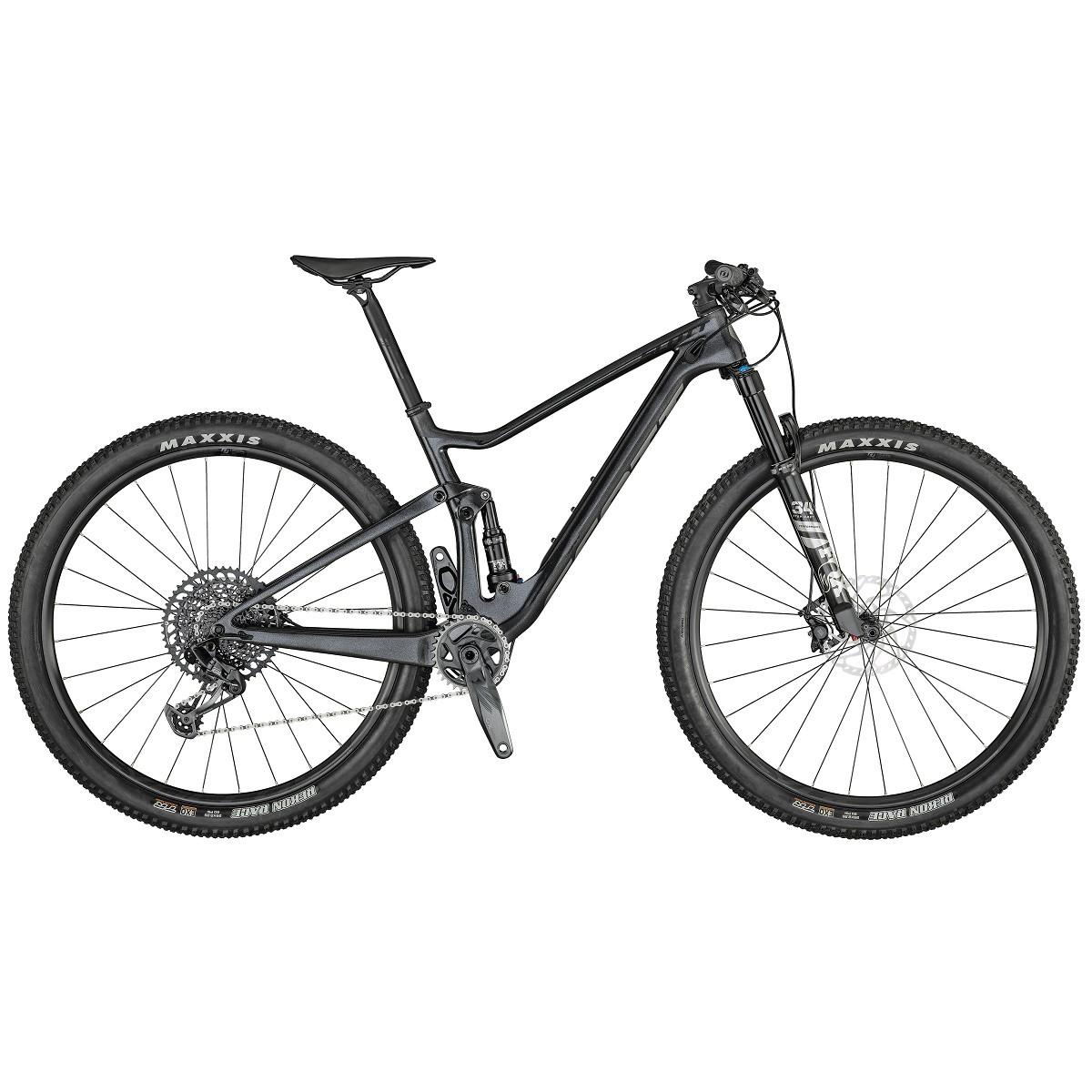 Bicicleta Scott Spark RC900 Team (lançamento 2021)