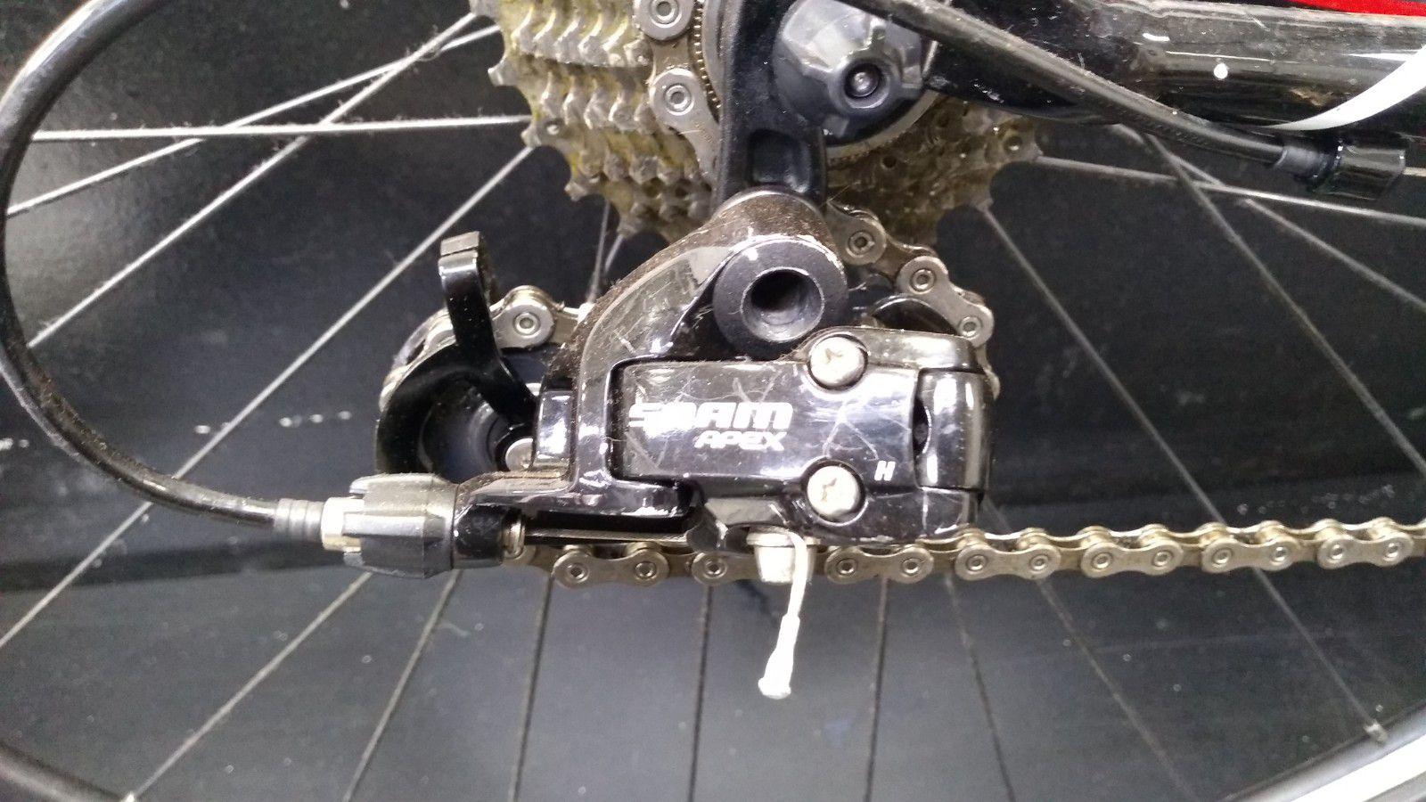Bicicleta Specialized Shiv Elite - Tamanho Pequeno (produto usado)