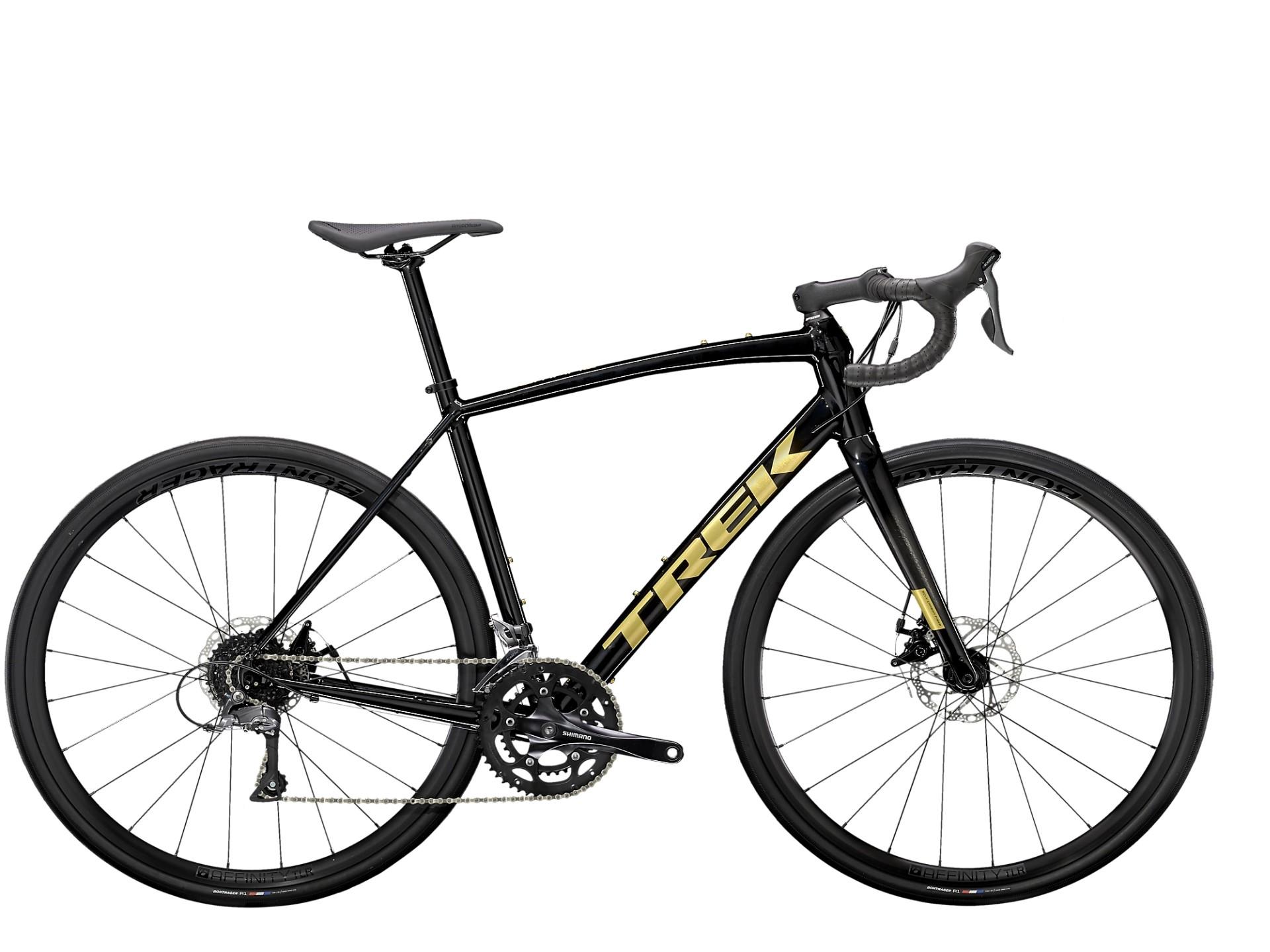 Bicicleta Trek Domane AL2 Disco Preta