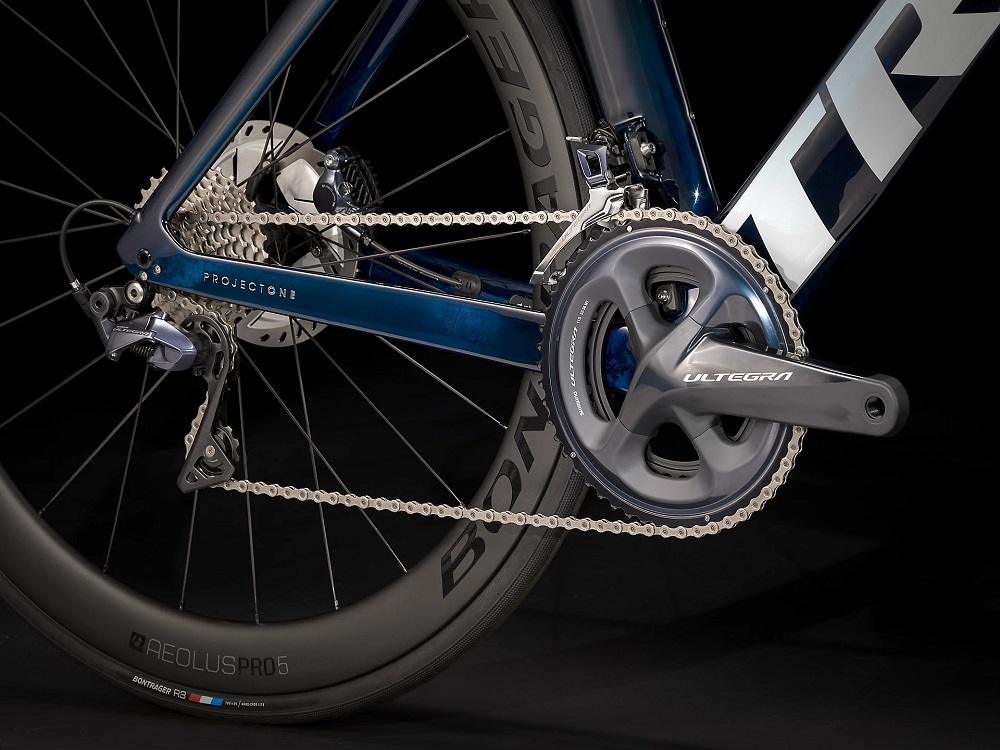 Bicicleta Trek Madone SLR 6 com Shimano Ultegra R8000