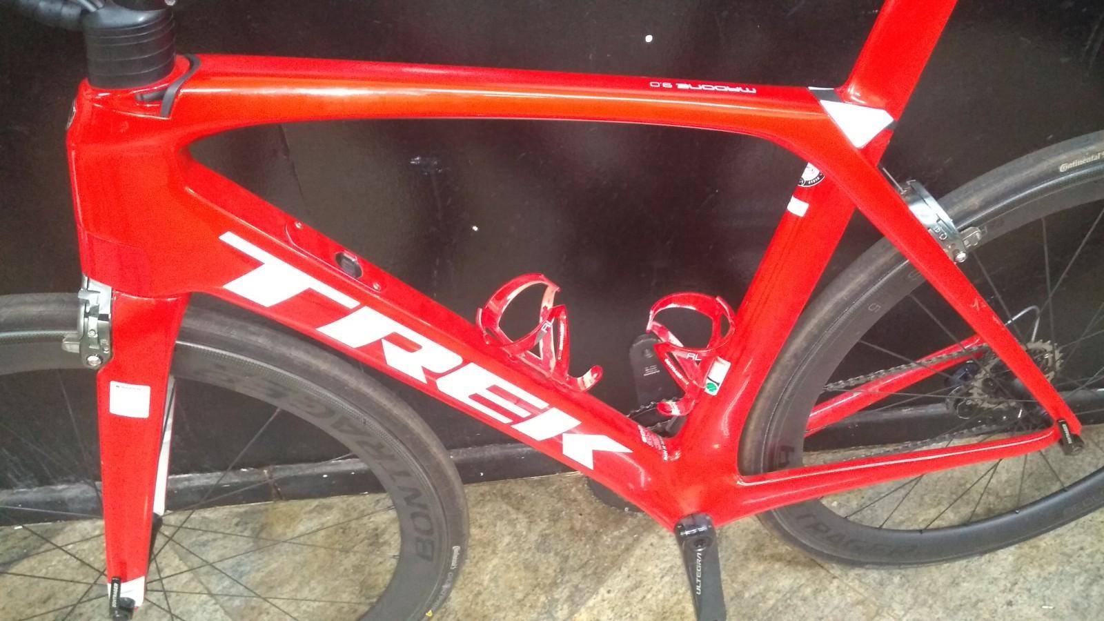 Bicicleta Trek Madone Ultegra R8000 - Tamanho 56 (produto usado)