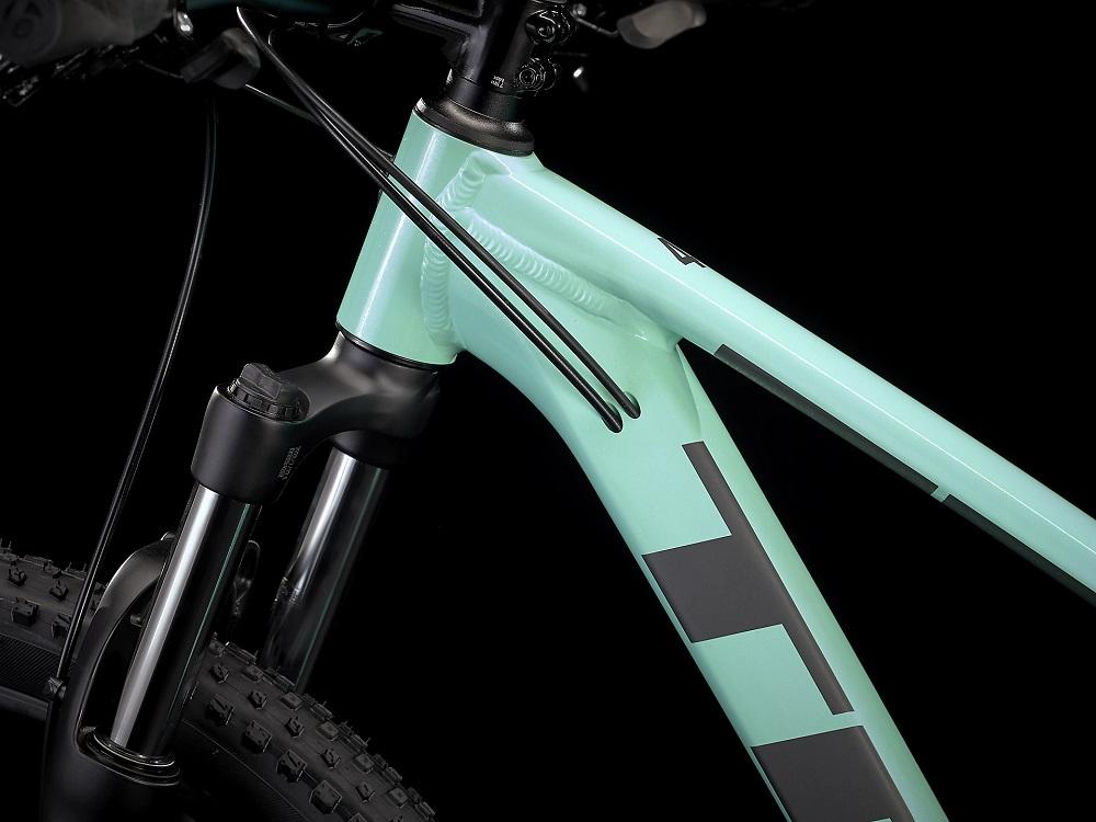 Bicicleta Trek Marlin 4 na cor Voodoo Aloha Green (modelo 2022)