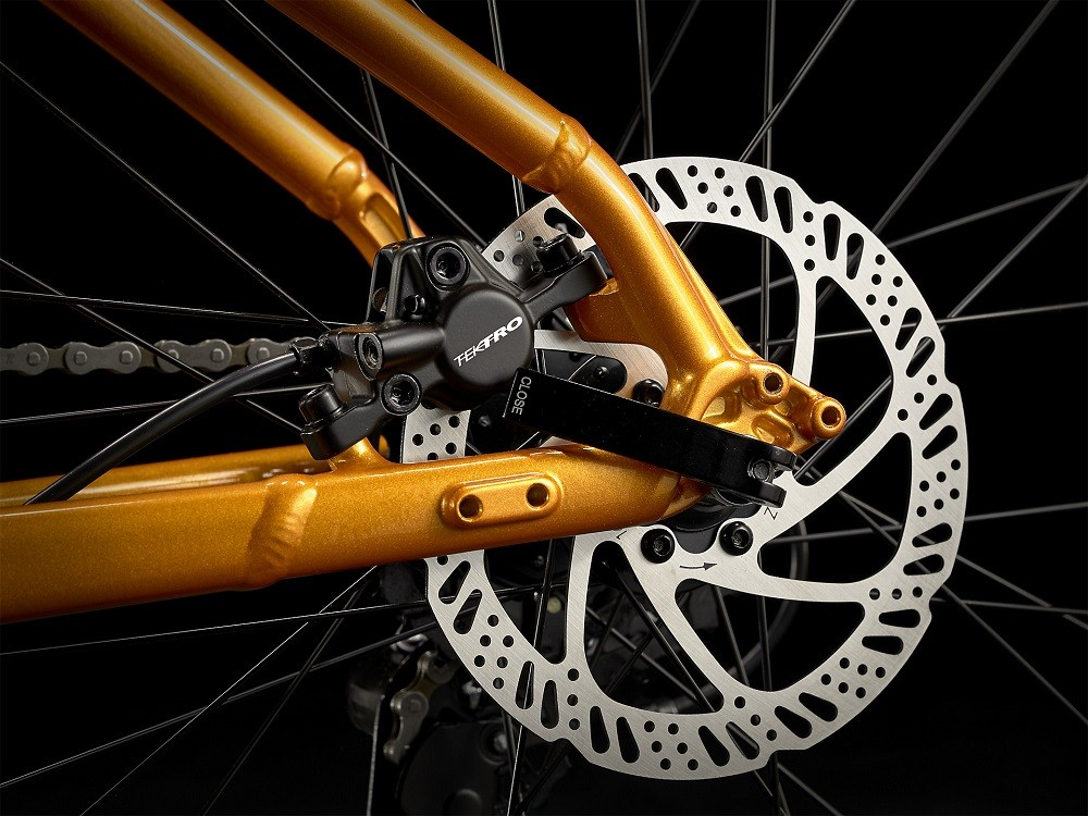 Bicicleta Trek Marlin 5 na cor Factory Orange/Lithium Grey