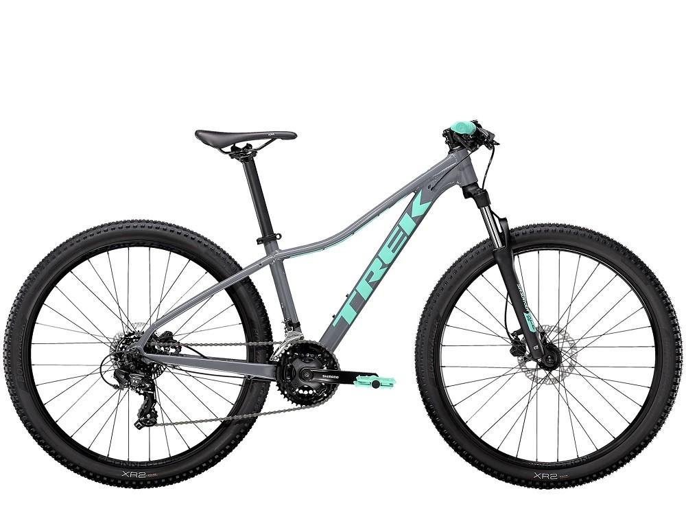 Bicicleta Trek Marlin 5 Feminina Slate/Aloha Green