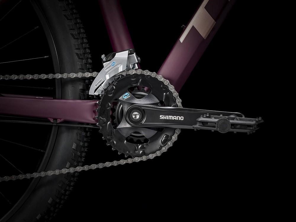 Bicicleta Trek Marlin 6 Feminina Matte Mulberry (lançamento 2021)